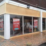Matt Brittons Shop Front